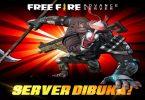 Free Fire Advanced Server 3000 Diamond Header