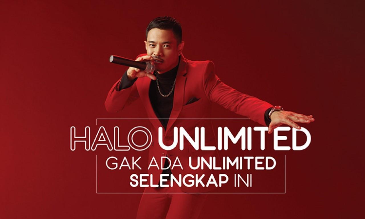 Harga dan Aktivasi Unlimited Halo Header
