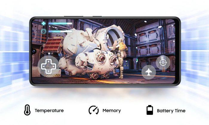 Pro dan Kontra Samsung Galaxy A42 - Gaming