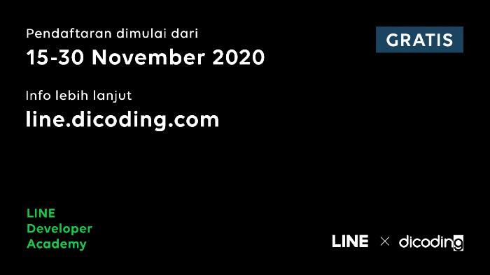 LINE-Developer-Academy-2020-tanggal-pendaftaran