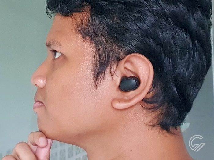 Mi True Wireless Earbuds Basic 2 Earbuds Dipakai