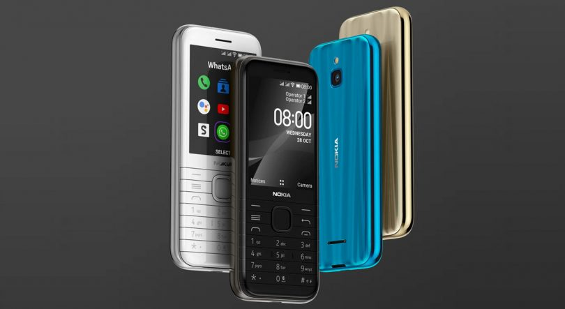 Nokia 8000 4G Feature