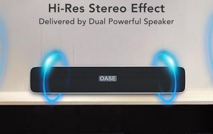 OASE Bluetooth Speaker S3 Fiturj