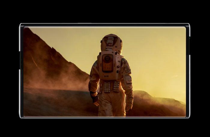 OPPO X 2021 Smartphone Mode