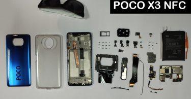POCO X3 NFC Teardown