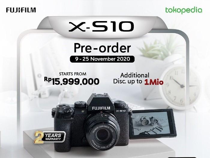 Pre-Order-Fujifilm-X-S10