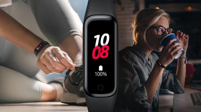 Smartband Untuk Memulai Tahun 2021 - Samsung Galaxy Fit2