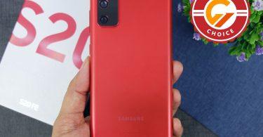 Samsung Galaxy S20 FE Editors Choice