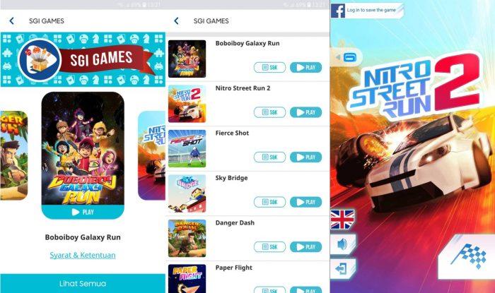 Samsung Gift Untuk Apa - Mini Game