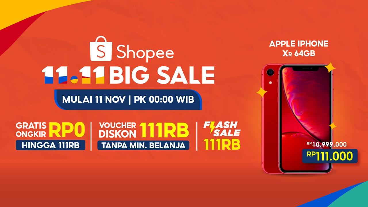 Shopee 11 11 Big Sale Feature
