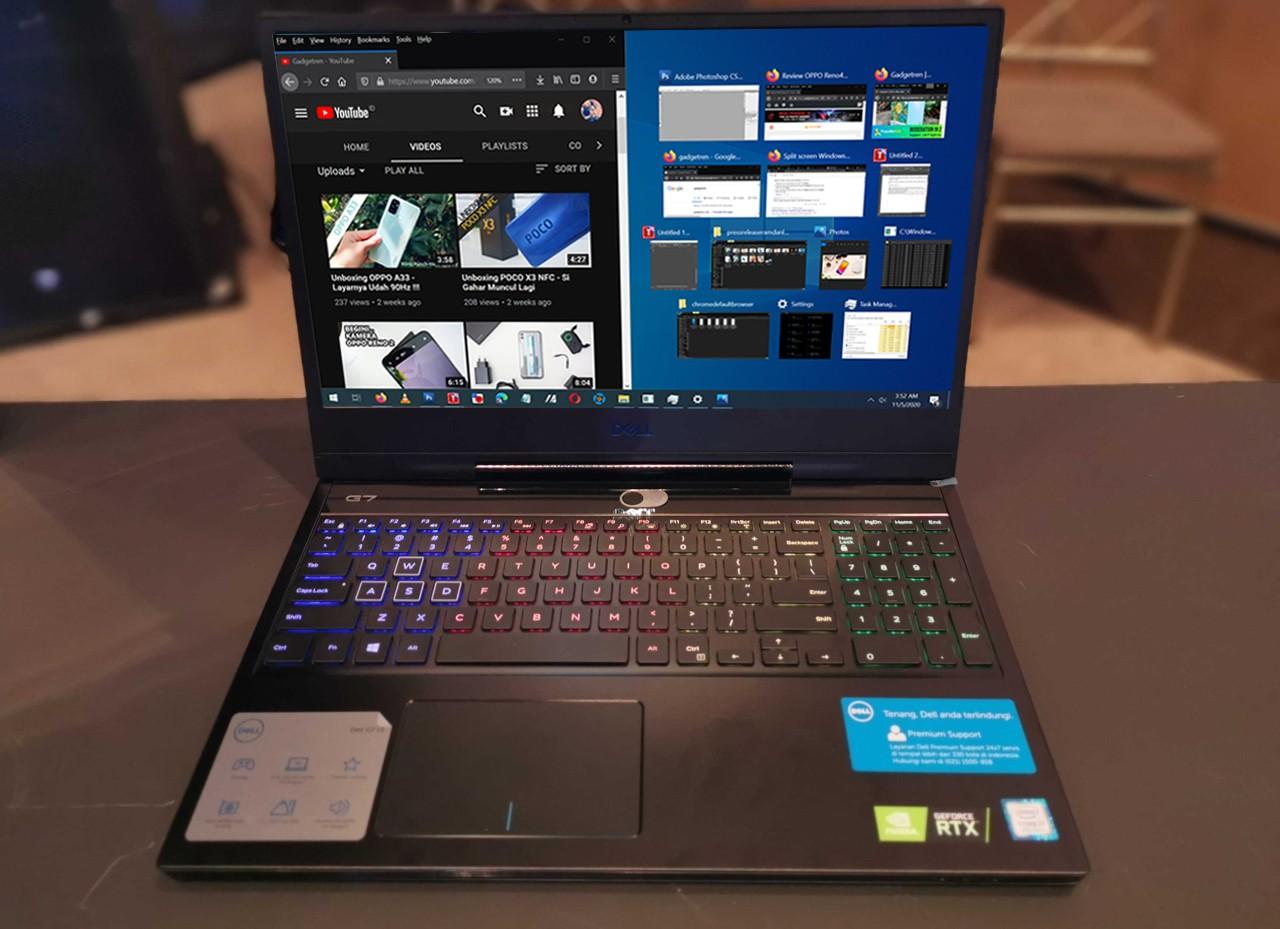 Split Screen Windows 10 Feature