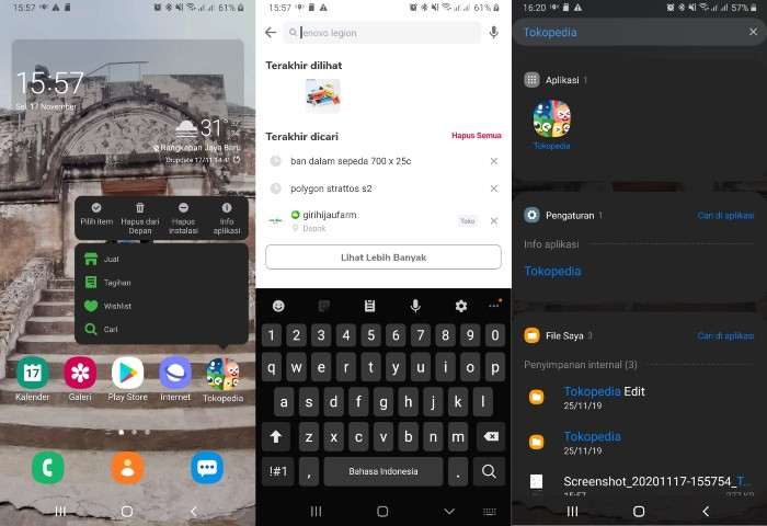 Tokopedia-Android-App-Shortcut-Voice-Text-App-Action