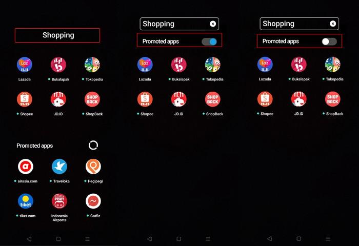 Xiaomi Rekomendasi Aplikasi