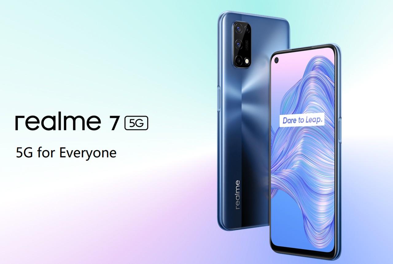 realme 7 5G Feature