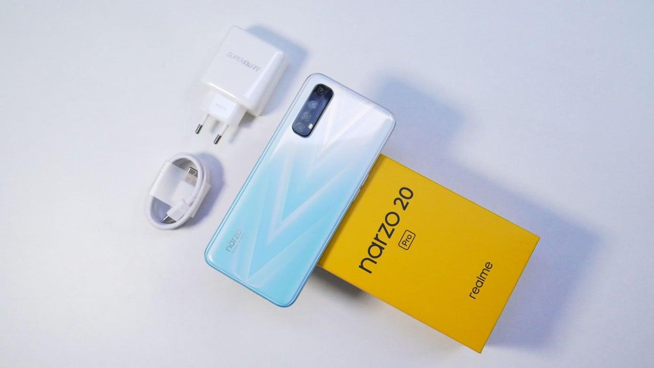 Kelebihan dan Kekurangan realme Narzo 20 Pro