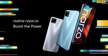 realme narzo 20 Feature