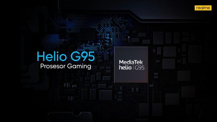 Kelebihan dan Kekurangan realme narzo 20 Pro - Helio G95
