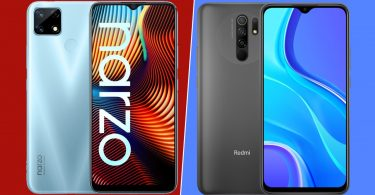 realme narzo 20 Vs Redmi 9 Header
