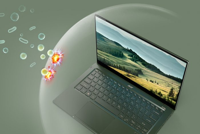 Acer Swift 5 Antimikroba