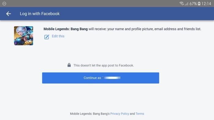 Cara Live Mobile Legends di FB - 4