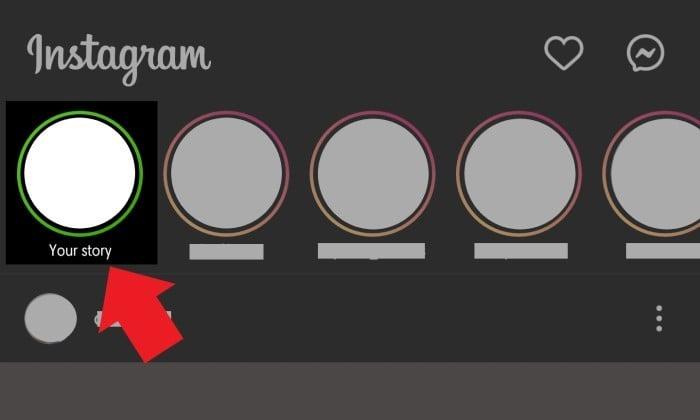 Cara Membuat Highlight Instagram - 1