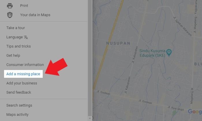 Cara Menambahkan Lokasi Baru di Google Maps 6