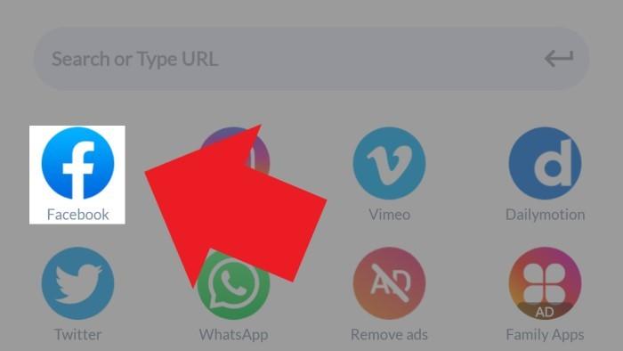 InShot Video Downloader Pilih Aplikasi