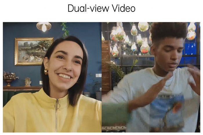 Dual View Video Reno5
