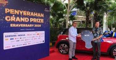 Eraversary 2020 Grand Prize