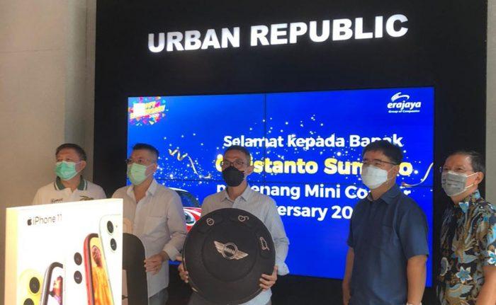 Eraversary 2020 Urban Republic