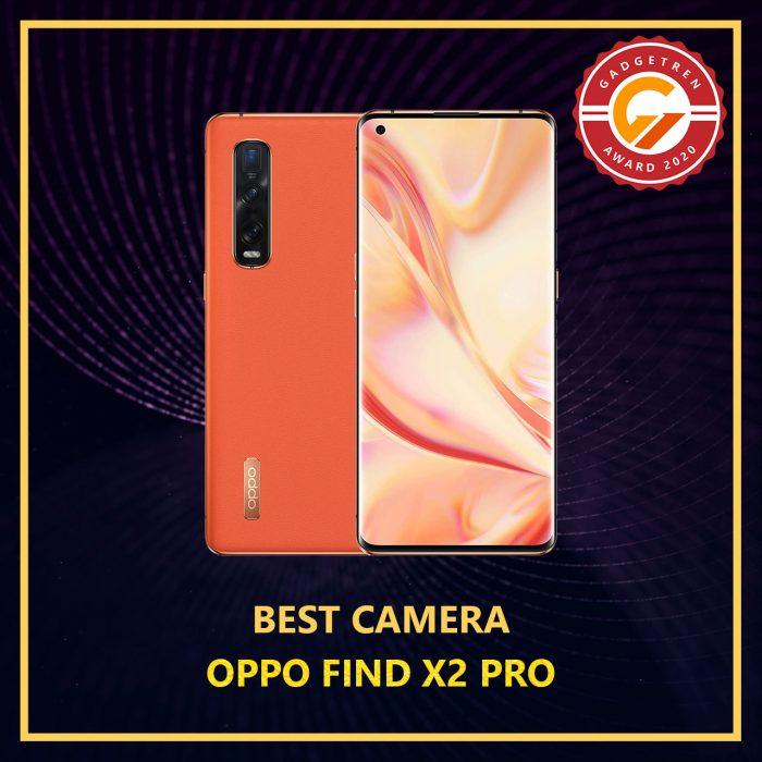 Gadgetren Award - Best Camera 2020