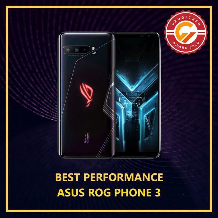 Gadgetren Award - Best Performance 2020