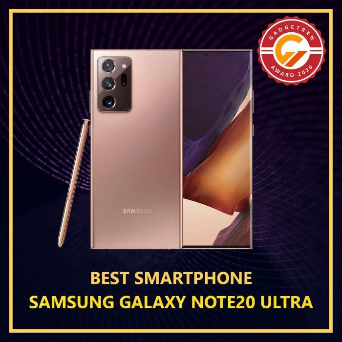 Gadgetren Award - Best Smartphone 2020