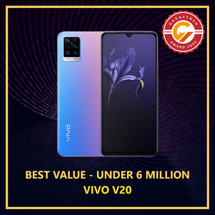 Gadgetren Award - Best Value 6 Million 2020