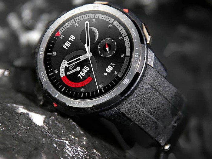 HONOR-Watch-GS-Pro-Charcoal-Black