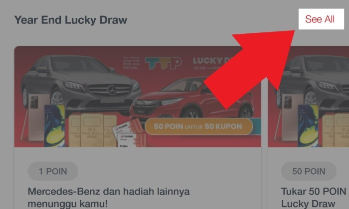 Lucky Draw Telkomsel 2