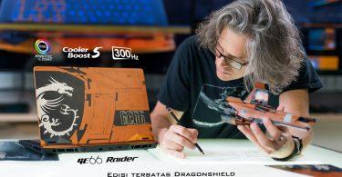 MSI GE66 Raider Feature