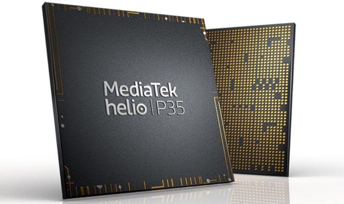 MediaTek Helio P35
