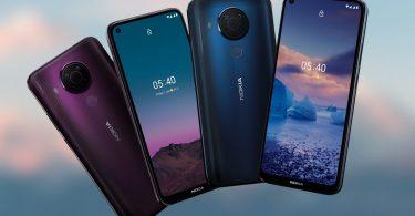 Nokia 5-4 Feature