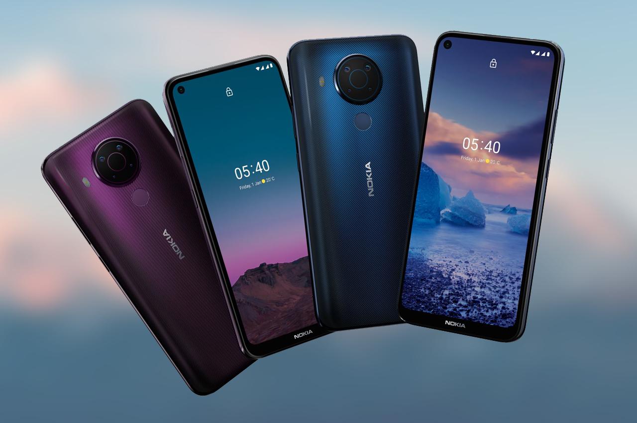 Nokia 5-4 Unggulan