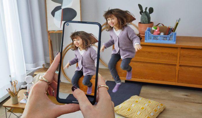 Foto Nokia 5-4