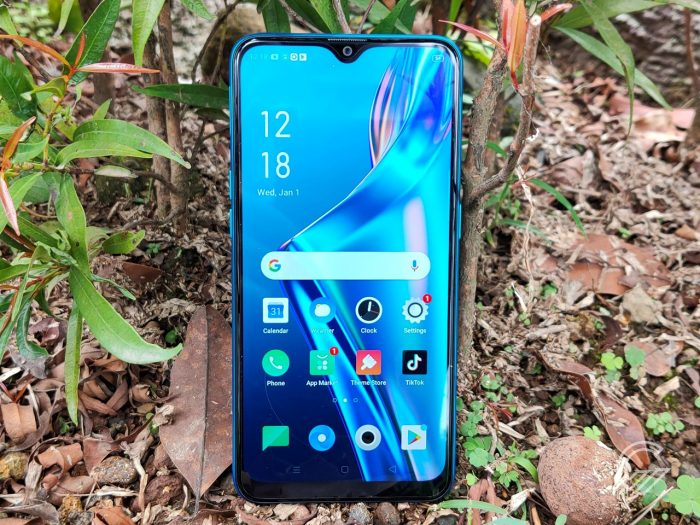 OPPO-A11k-FrontAll