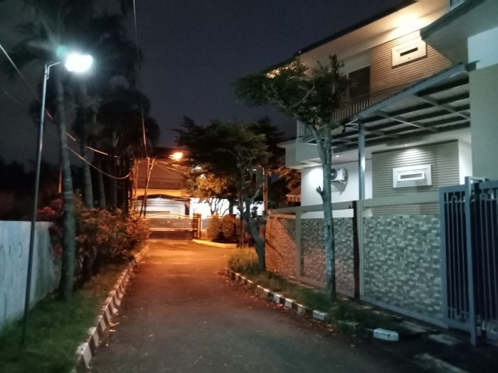 OPPO A15 Kamera Belakang Malam Auto