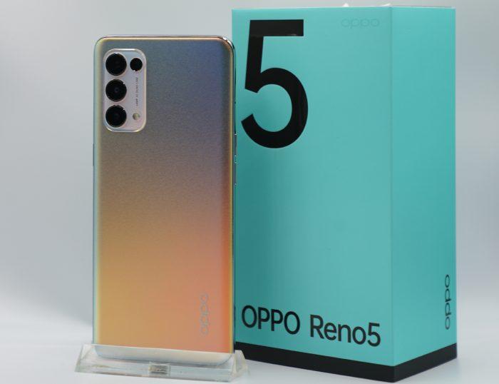 OPPO Reno5 - BoxGreen