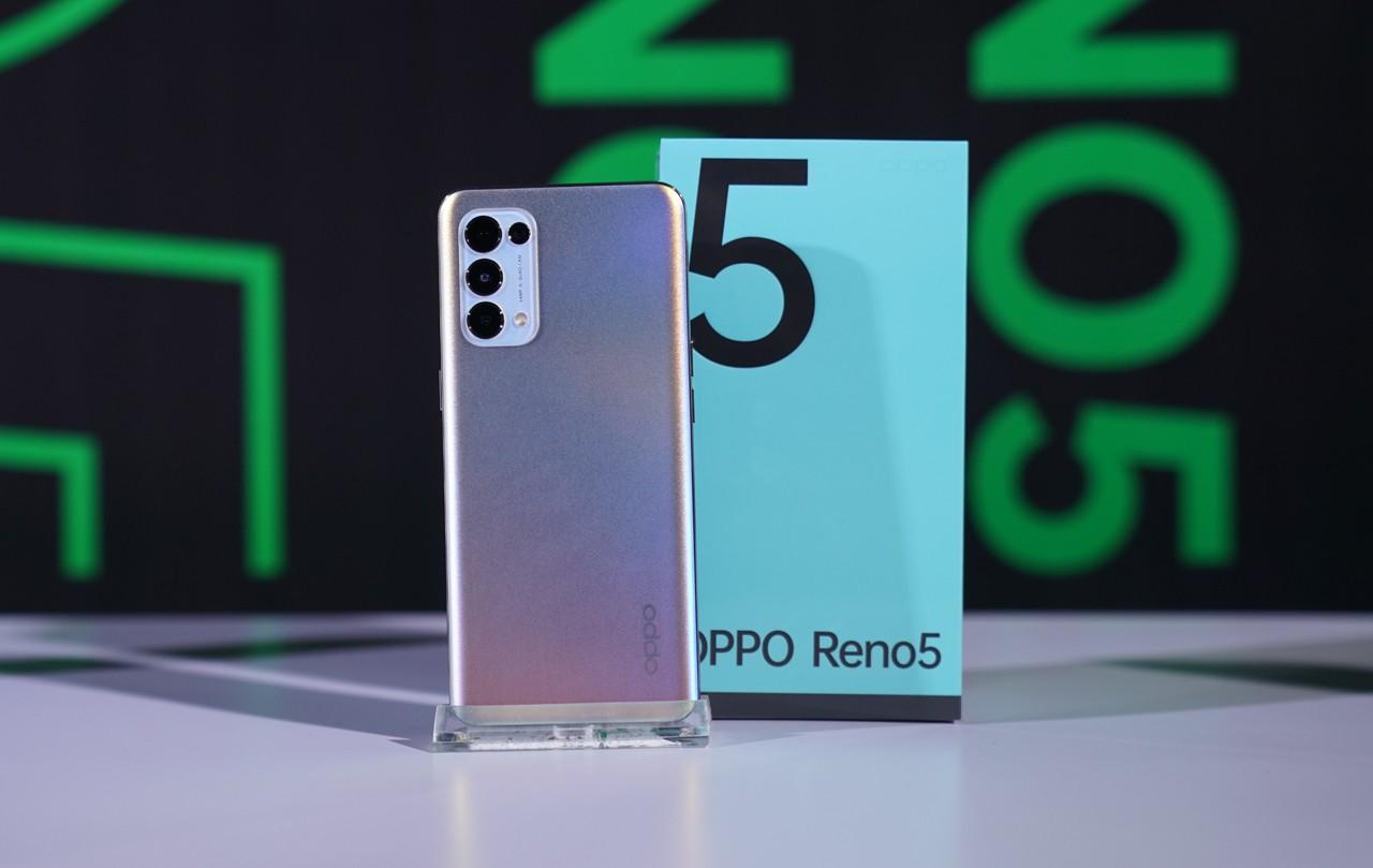 OPPO Reno5 - BoxPurple