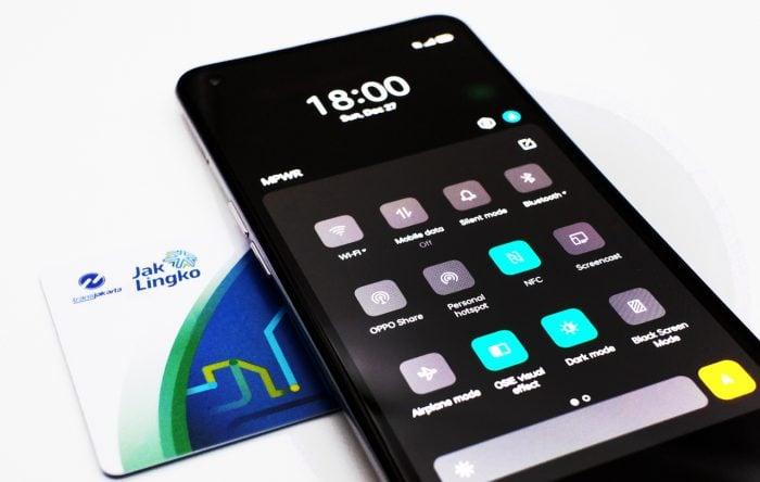 OPPO Reno5 NFC