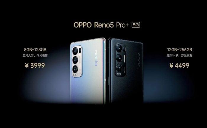OPPO Reno5 Pro Plus Price