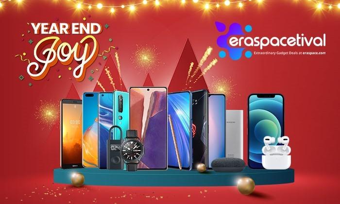 Promo Handphone Akhir Tahun 2020 Eraspacetival