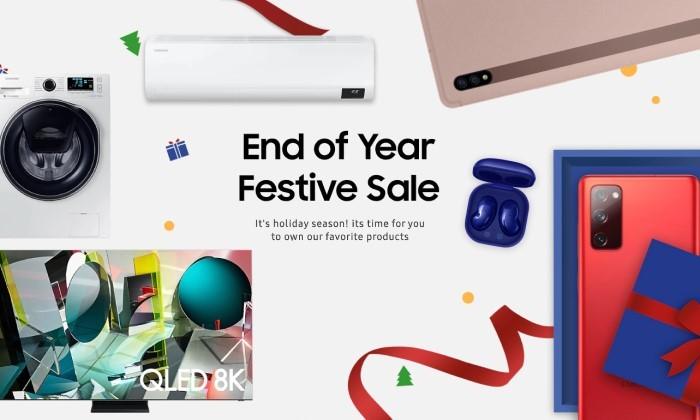 Promo Handphone Akhir Tahun 2020 Samsung