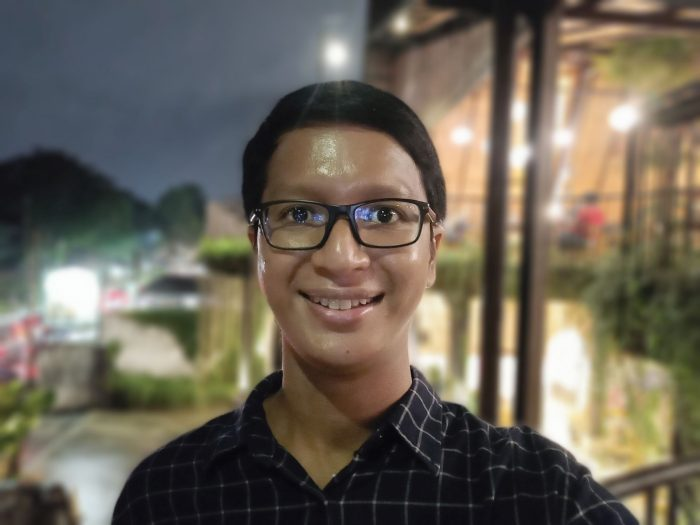 Realme 7 - Kamera 17b - Selfie Portrait Chroma Boost